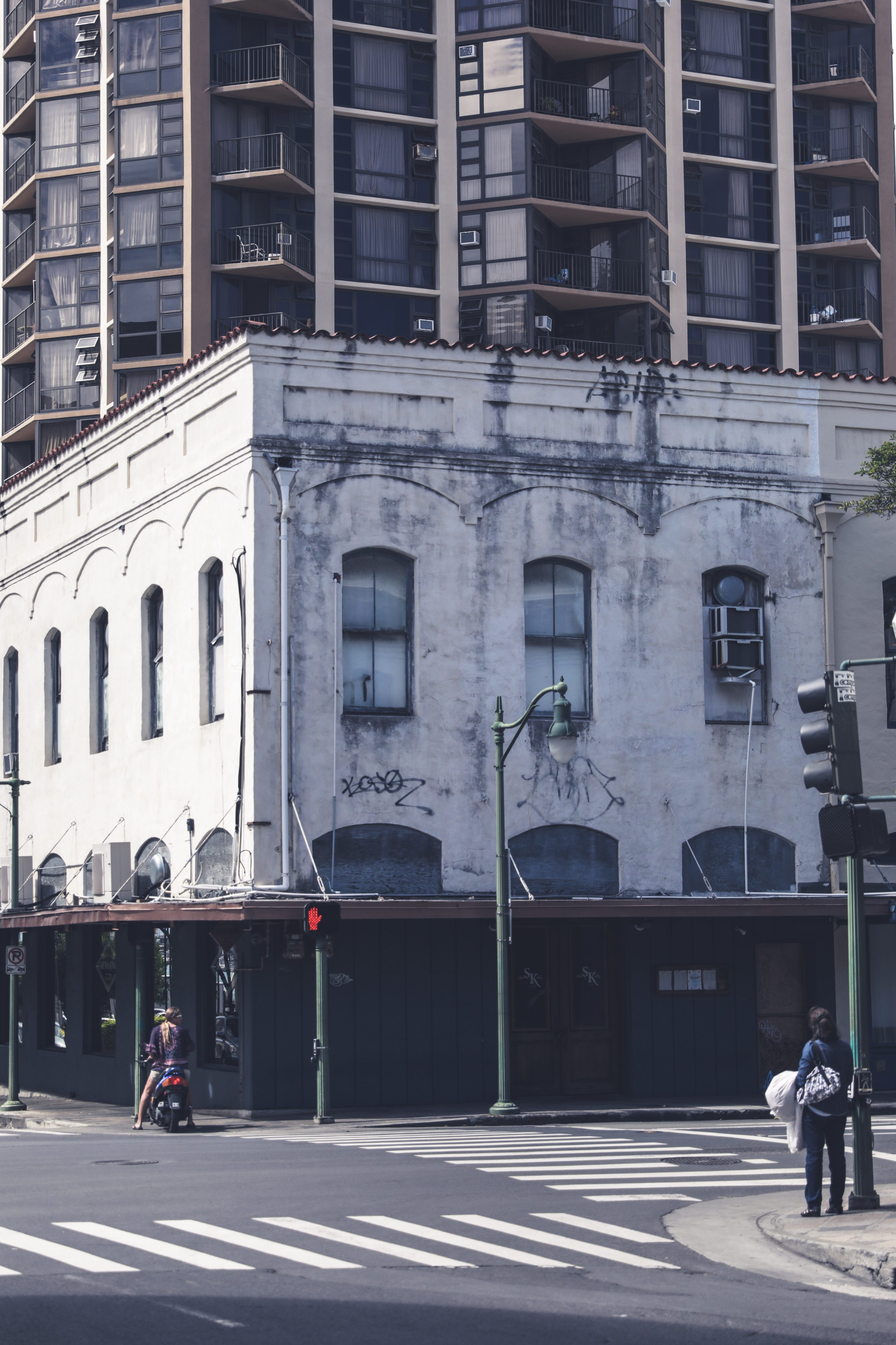 Chinatown Buildings