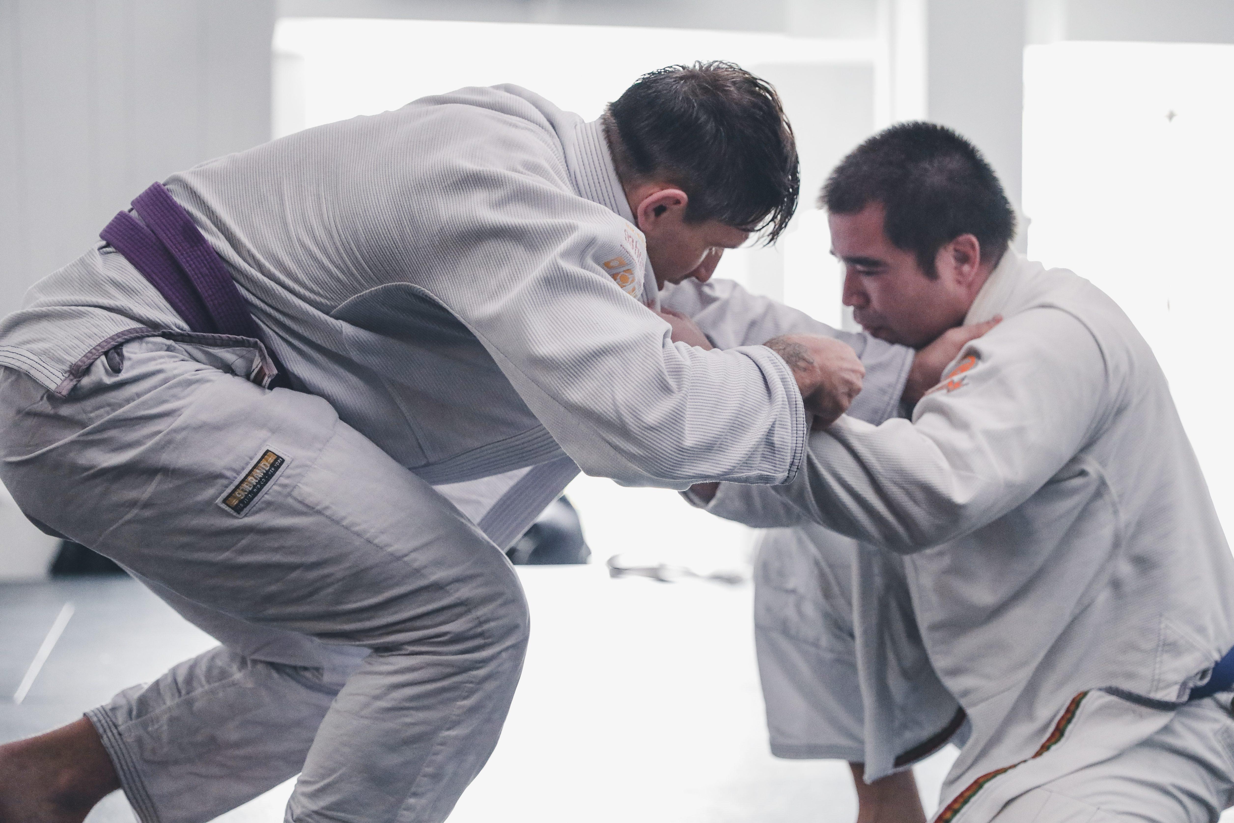 Jiu Jitsu Grips
