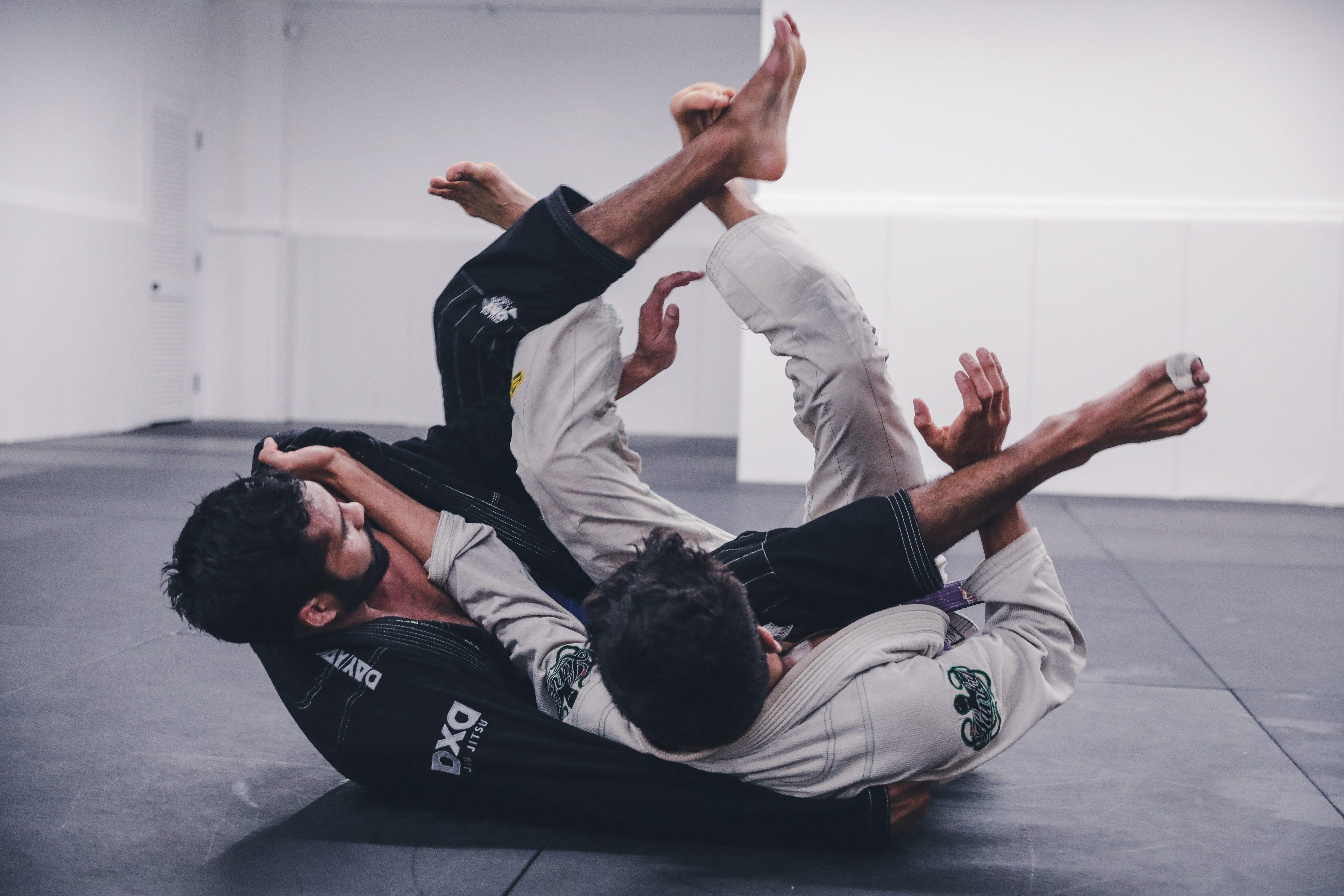 Jiu Jitsu Scramble