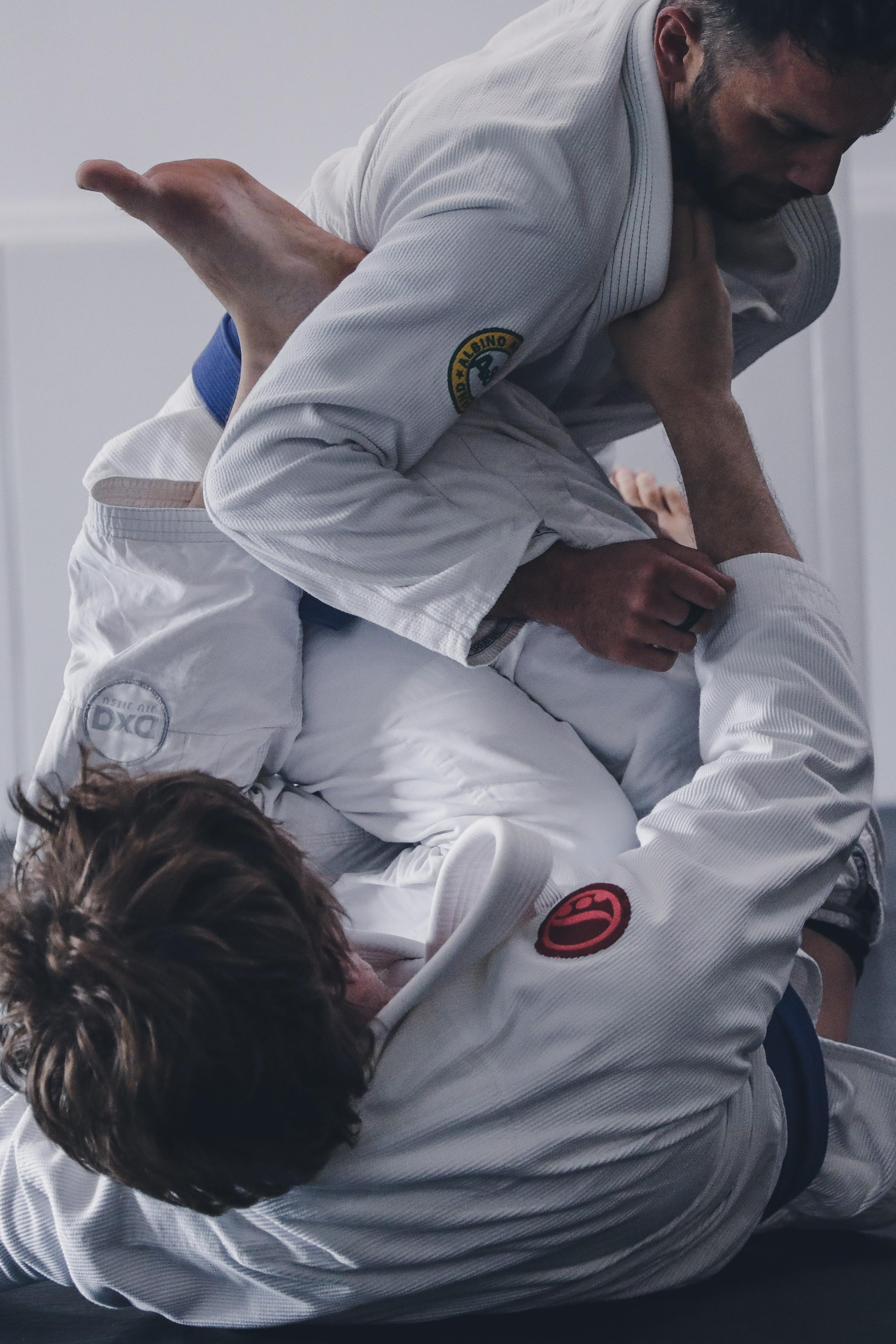 Corey Rothwell Jiu Jitsu