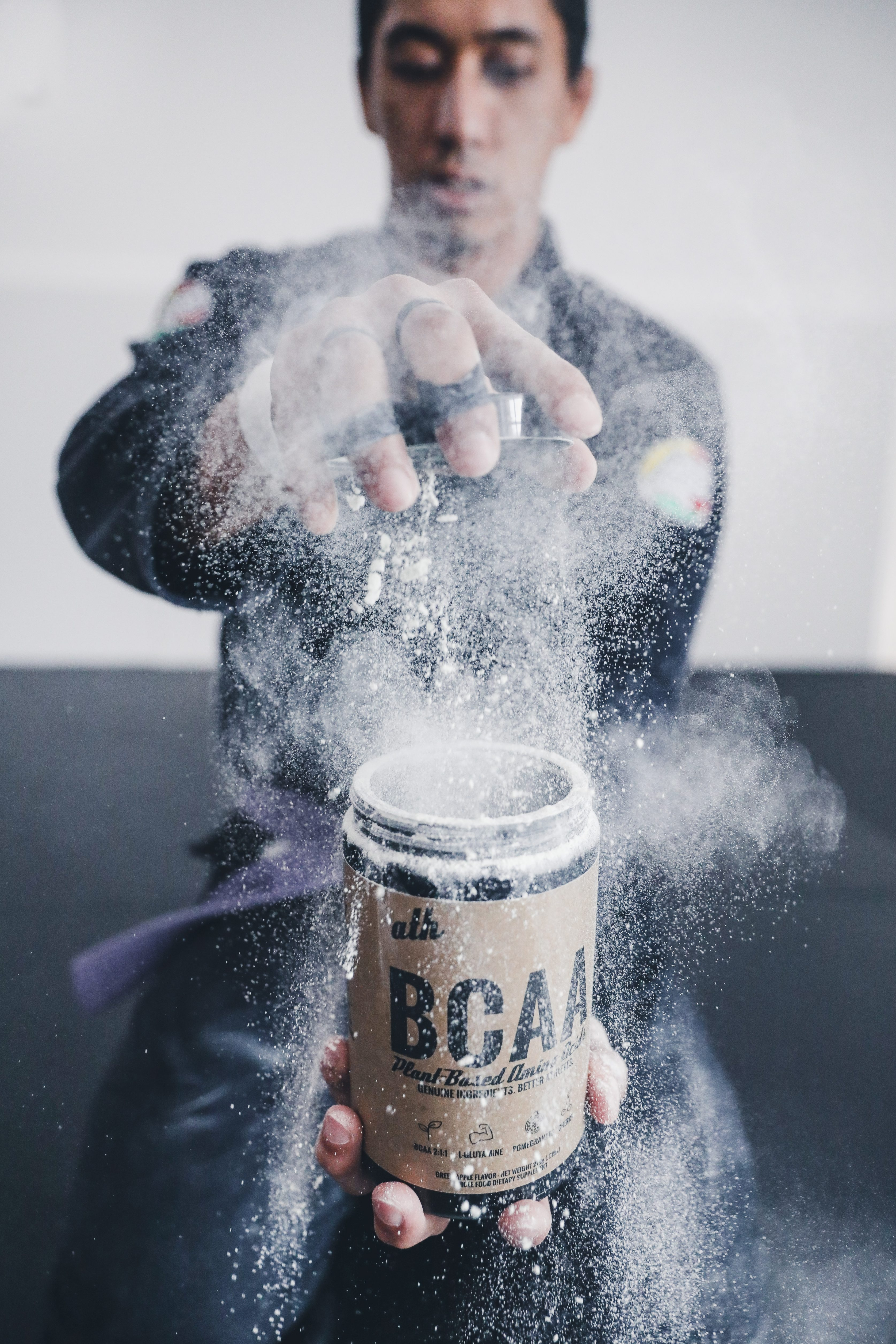 ATH Organics BCAA Powder