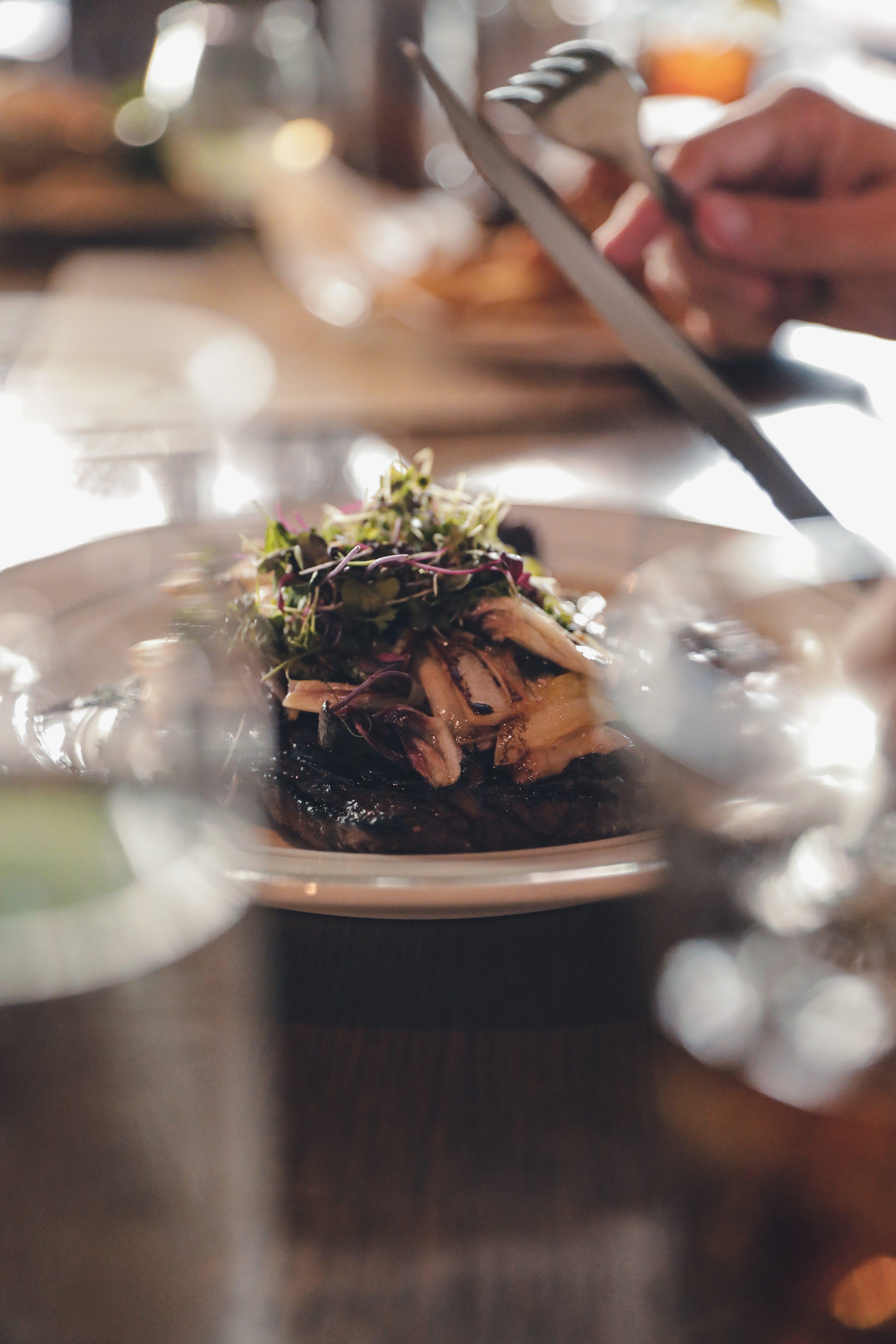 Livestock Tavern Steak