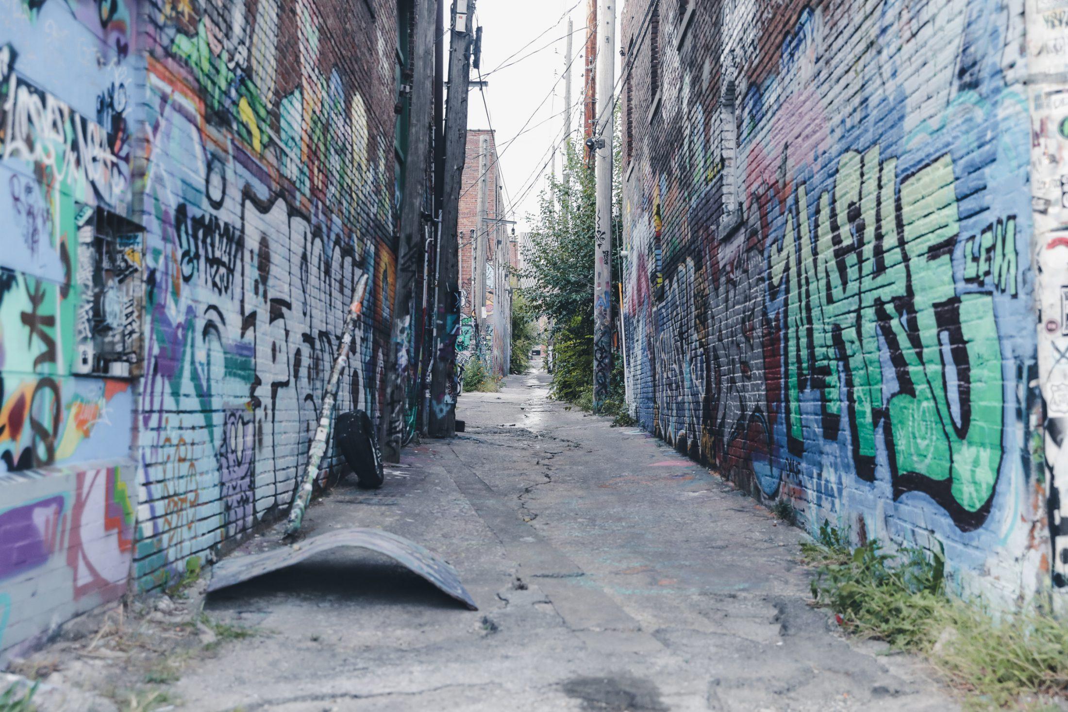kansas city graffiti
